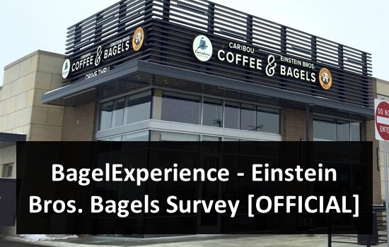 BagelExperience - Einstein Bros. Bagels Survey