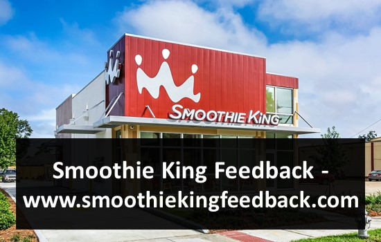 Smoothie King Feedback - www.smoothiekingfeedback