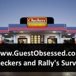 www.GuestObsessed.com - Checkers and Rally's Survey