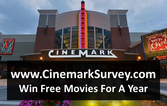 www.CinemarkSurvey.com - SurveyLila