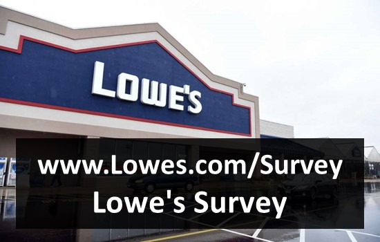 www.Lowes.com Survey