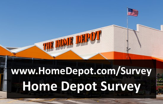 www.HomeDepot.com-Survey - Home Depot Survey