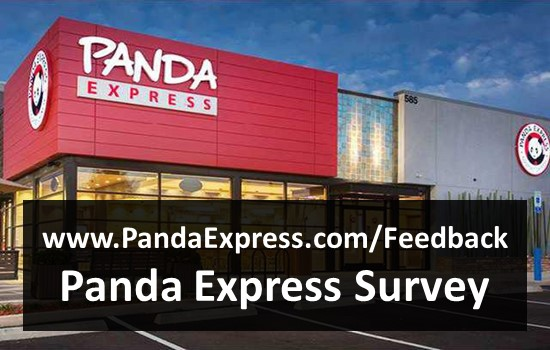 www.PandaExpress.com Feedback - SurveyLila