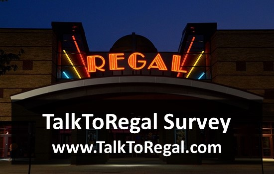 TalkToRegal Survey - www.TalkToRegal