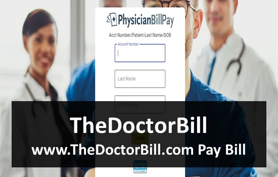 TheDoctorBill - www.TheDoctorBill.com Pay Bill