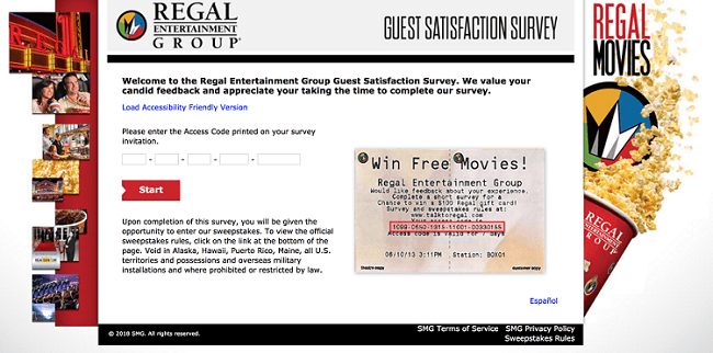 TalkToRegal Access Code