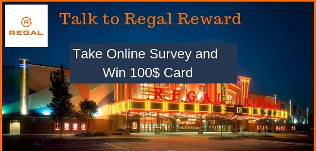 TalkToRegal Survey Rewards